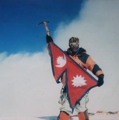 Lakpa Wangel Sherpa