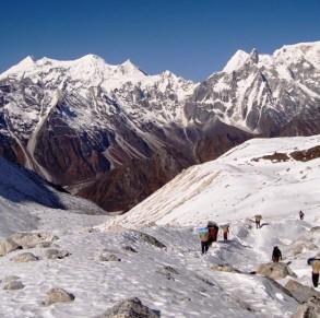 Kwangde Ri Peak