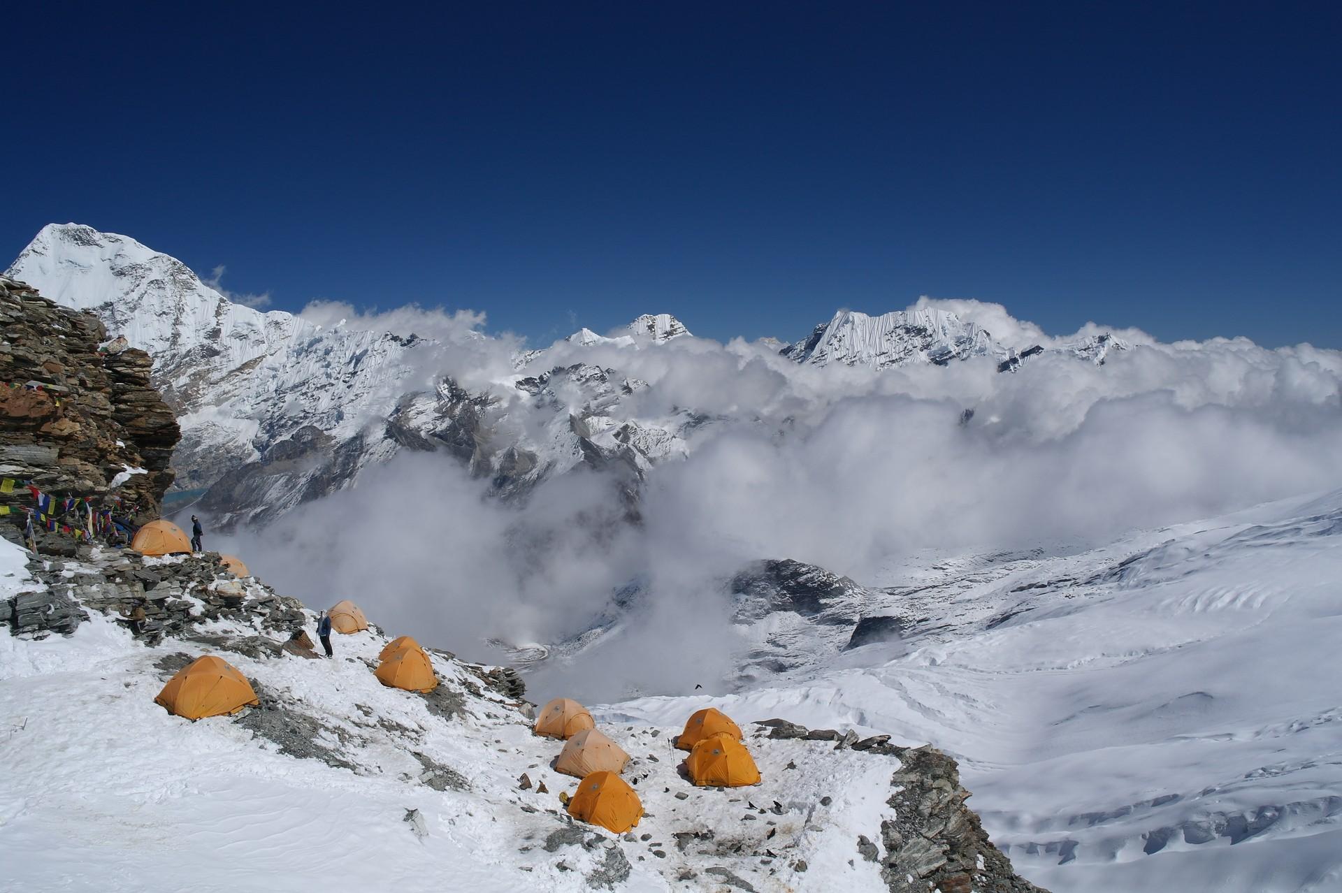 Visa Local Offers >> Mera Peak - Snow Leopard Trek