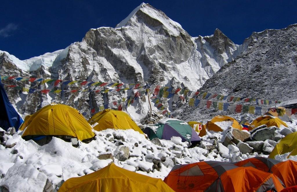 Everest Base Camp via Gokyo Ri