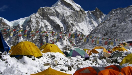 Everest Base Camp via Gokyo Ri