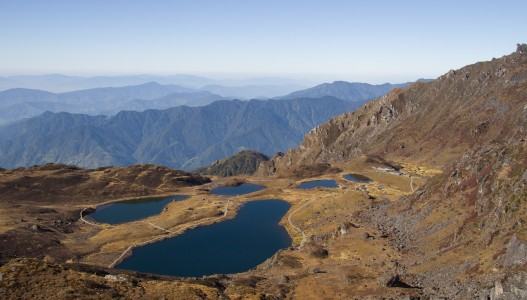 Panch Pokhari Trek