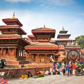 Nepal Temples & Pagodas Tour