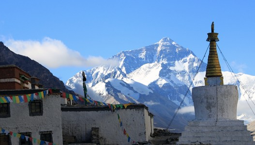 Everest Advance Base Camp Trek in Tibet