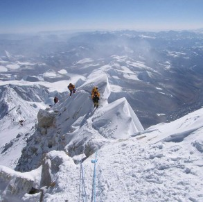Everest Expedition: North Ridge Tibet