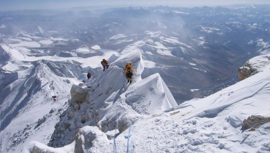 Everest Expedition: North Ridge Tibet