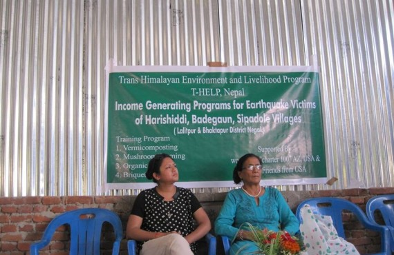 Sustainable livelihood programmes