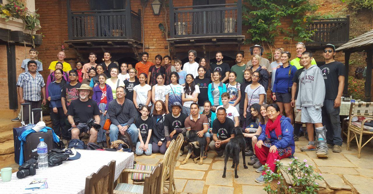 Volunteering & Community Programme 2016