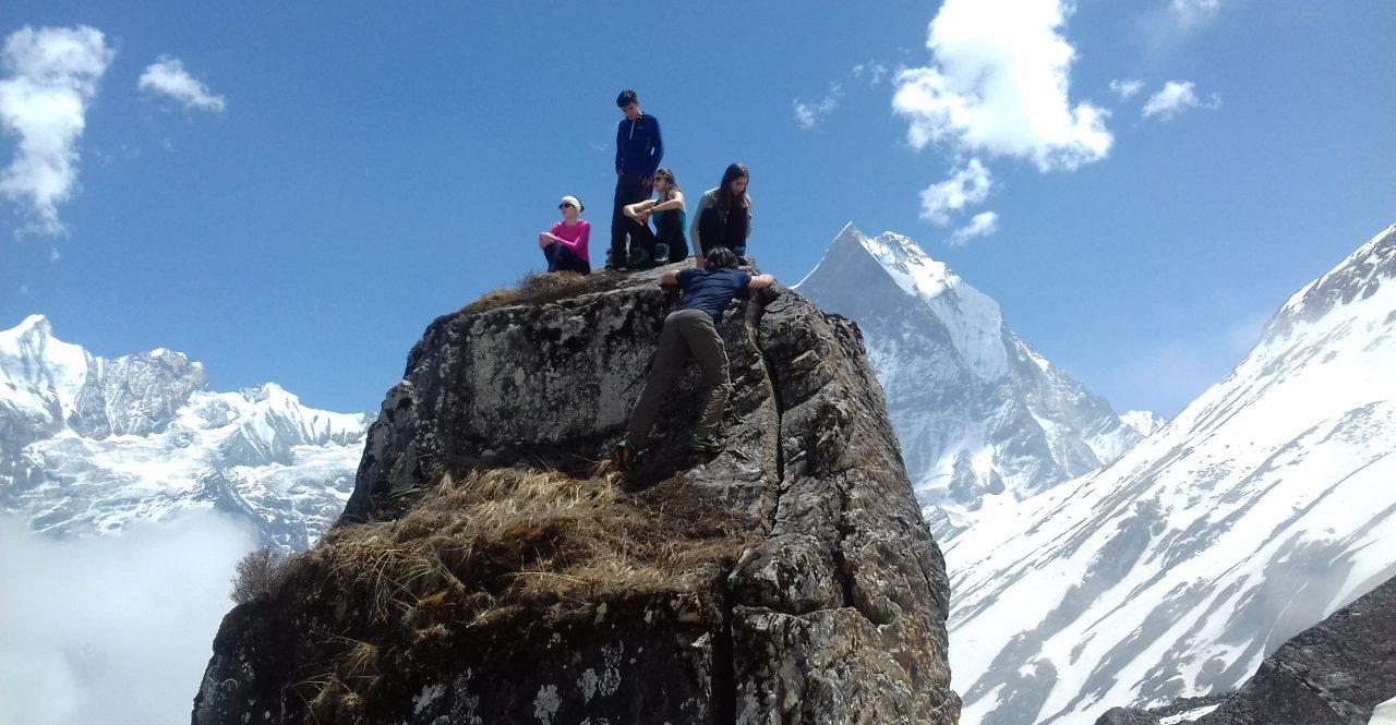 Annapurna Base Camp Trek (Easy walking)